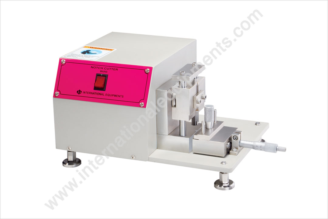 Motorised Notch Cutter